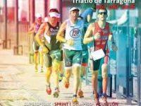 Llegada Triatlon Tarragona 6 de Agosto 2016