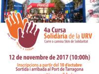 CURSA URV SOLIDARIA 2017